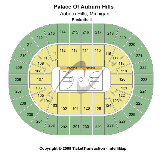 Palace At Auburn Hills Insidearenascom